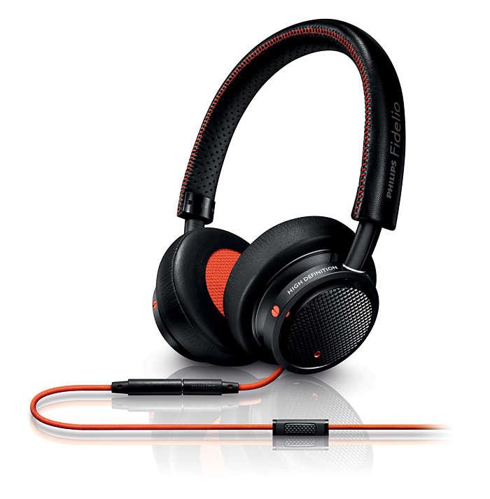 Wysoka jakość dźwięku, dopracowana w najdrobniejszych szczegółach