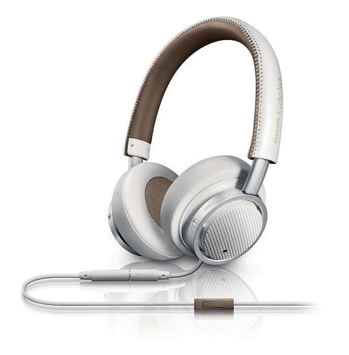 Hi-Fi-ljud i avancerad design