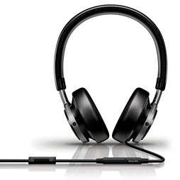 Fidelio on ear headband headphones