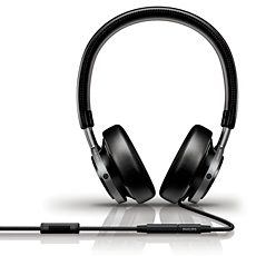 M1/00 - Philips Fidelio  hodetelefoner med hodebøyle