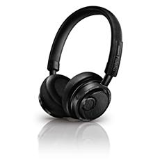 M2BTBK/00 - Philips Fidelio  Draadloze Bluetooth®-hoofdtelefoon
