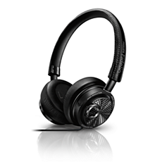 M2L/00 Philips Fidelio Headphones with lightning connector