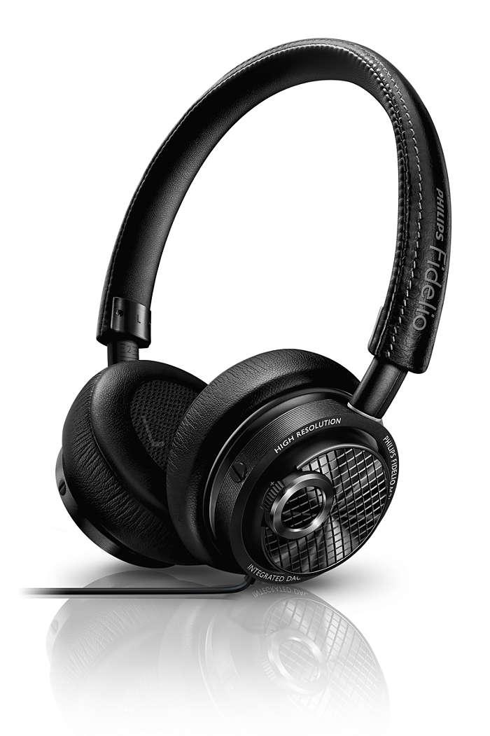 Audio ad alta risoluzione