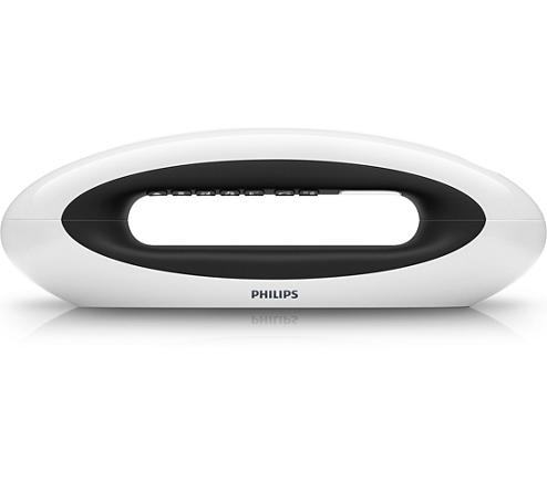 Design cordless phone m5551wg 05 philips - Telefoni cordless design ...
