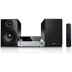 MBD3000/12  Sistema Hi-fi com Blu-ray