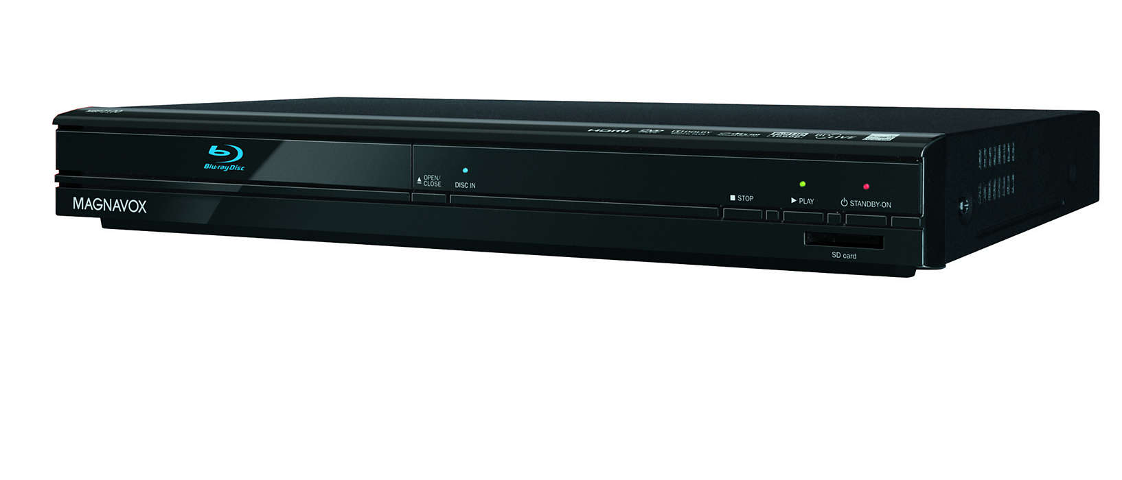 Blu-ray Disc player with VUDU