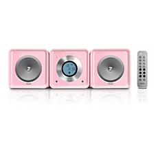 MC108C/05  Micro Hi-Fi System