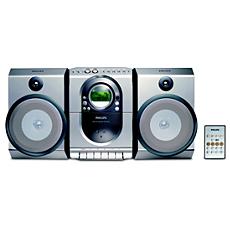 MC138/21  Microsistema Hi-Fi