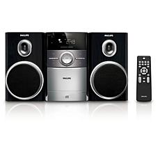 MC147/12  Classic micro music system
