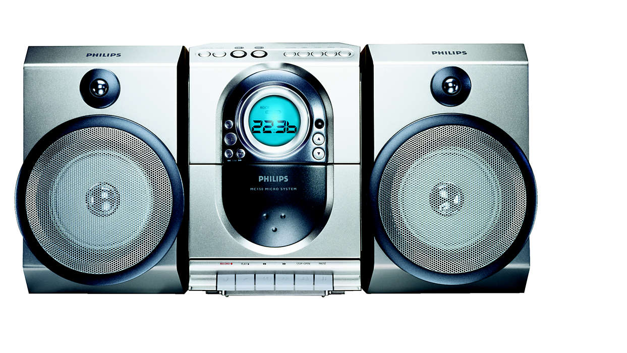 Great Sound and Compact Design