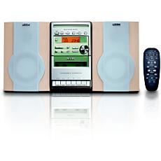 MC160/21M  Micro Hi-Fi System