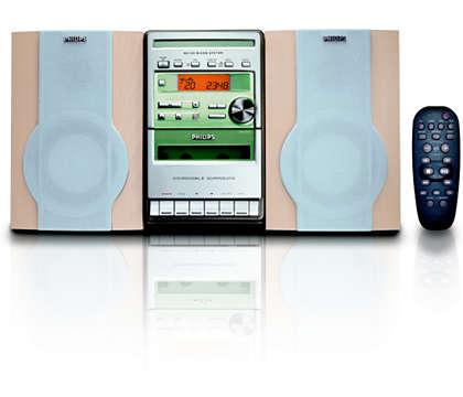 Impostazioni audio personalizzate