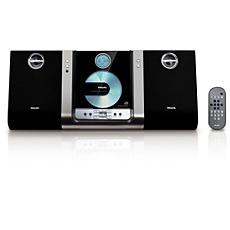 MC235B/12  Sistema micro Hi-Fi