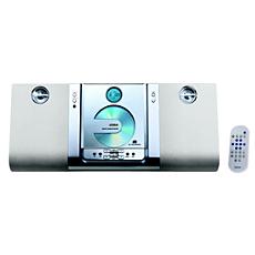 MC235/37  Micro Hi-Fi System