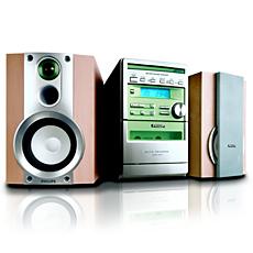 MC260/21  Micro Hi-Fi System