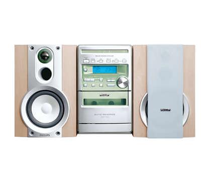 Personalisierte Klangeinstellungen