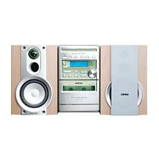 MC260/22 -    Sistema micro Hi-Fi