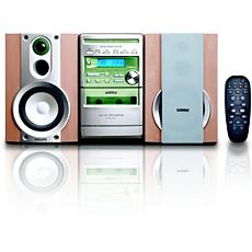 MC260/37  Micro Hi-Fi System