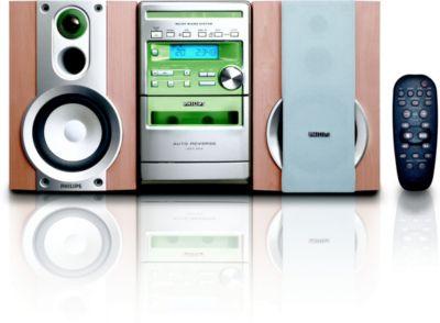 Download Drivers: Philips MC-M500/37 Micro Hi-Fi System