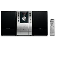MCB204/05  Micro Hi-Fi System