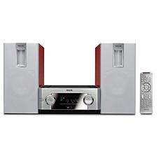 MCD109/55  Microcine con DVD