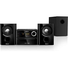 MCD1165/55  Microsistema de música
