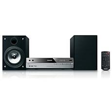 MCD120/96  組合式 DVD 超迷你音響