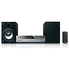 MCD120/98  Component DVD micro system