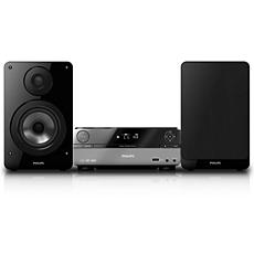 MCD122/12 -    Sistema micro com componente DVD