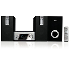 MCD139B/12 -    Mikrosystem med DVD-spelare
