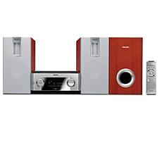 MCD139/55  Microcine con DVD