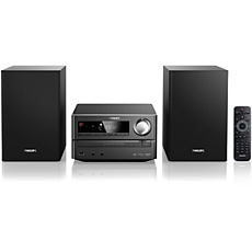 MCD2010/12 -    Μουσικό σύστημα micro DVD
