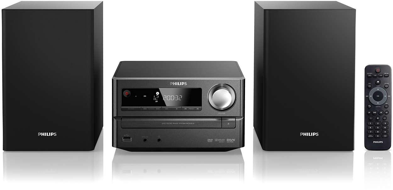 Rilassati ascoltando musica e guardando film di qualità