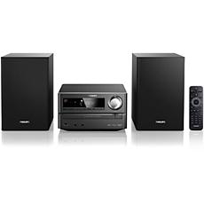 MCD2010/12  DVD mikro mūzikas sistēma