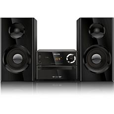 MCD2160/12 -    Microcadena con DVD