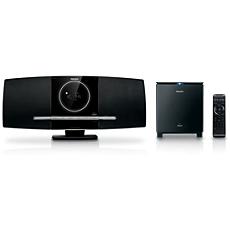 MCD388/12 -    Elegante sistema micro DVD