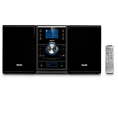 MCD395/12  Klasični DVD mikro sustav