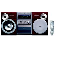 MCD510/21M  DVD Micro Theater
