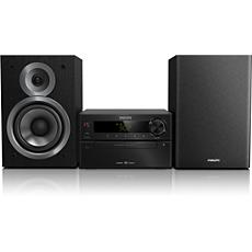 MCD5110/12  Μουσικό σύστημα micro DVD