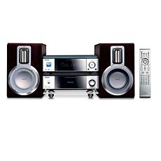 MCD706/98  DVD 超迷你劇院系統
