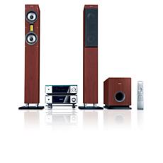 MCD709/12  DVD-Microsystem