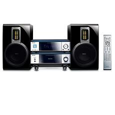 MCD716/12  Sistema Hi-Fi com componente DVD