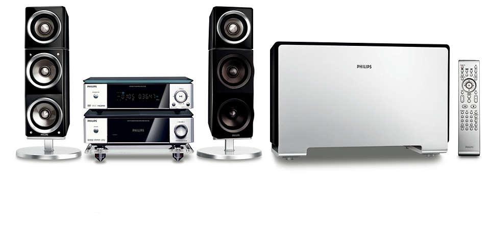 Audio surround da vedere e sentire