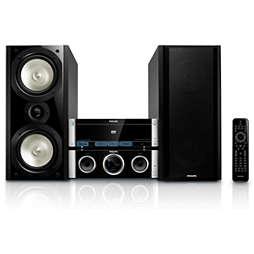 DVD-Microsystem