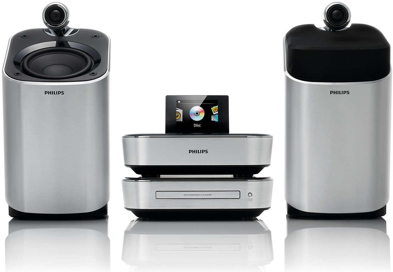 dvd komponenten hifi anlage mcd900 12 philips. Black Bedroom Furniture Sets. Home Design Ideas
