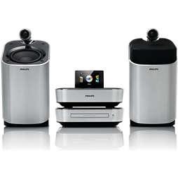 DVD component Hi-Fi system