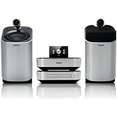 MCD900/12  Sistema Hi-Fi con componentes DVD