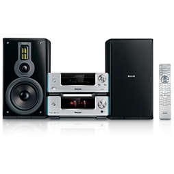 Heritage Audio DVD-Komponenten-HiFi-Anlage