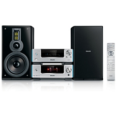 MCD909/12 Heritage Audio DVD component Hi-Fi system