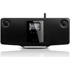 MCI298/05  Wireless Micro Hi-Fi System